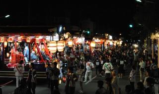 神明社の祭典