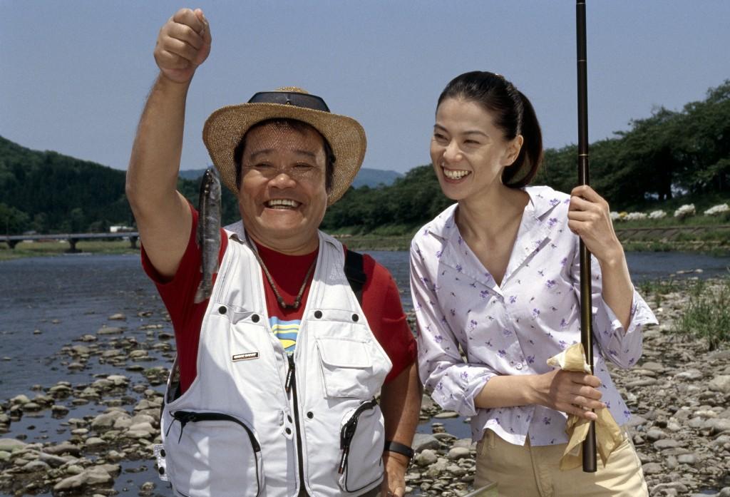 「釣りバカ日誌15」 (C)2004 松竹株式会社