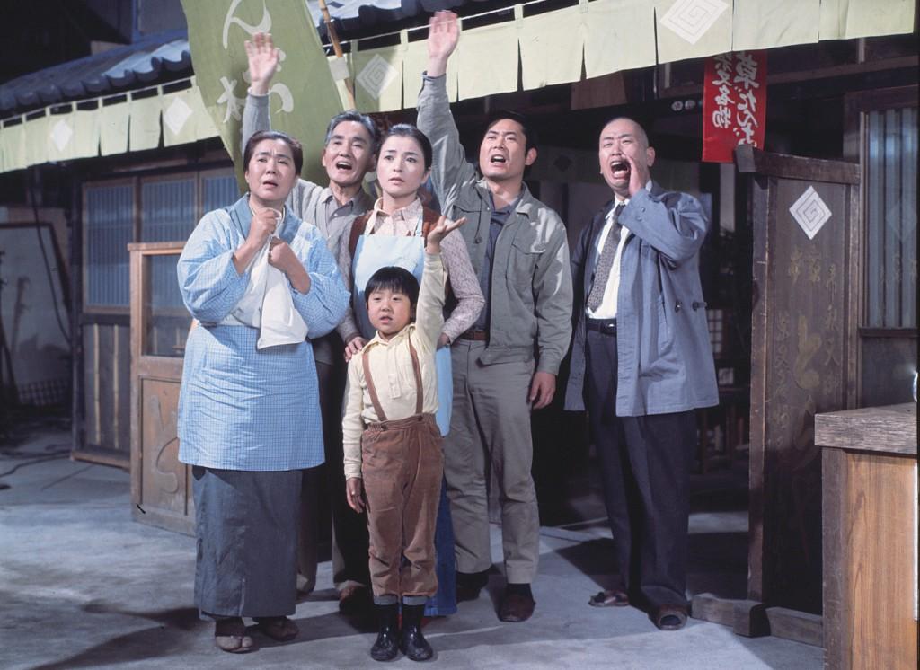 「男はつらいよ・葛飾立志篇」松竹株式会社