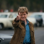 """Robert Redford as """"Forrest Tucker"""" in the film THE OLD MAN & THE GUN. Photo by Eric Zachanowich. © 2018 Twentieth Century Fox Film Corporation All Rights Reserved"""