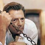 F6N4KY Nov. 27, 2013 - Hollywood, U.S. - THE STRANGER (1967)..LO STRANIERO (ALT)..MARCELLO MASTROIANNI, ..LUCHINO VISCONTI (DIR)..SRAG 001..  (Credit Image: c Credit Image: c face to face/Entertainment Pictures)